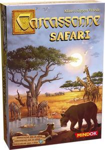 Obrázok Carcassonne: Safari