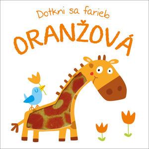 Obrázok Dotkni sa farieb Oranžová