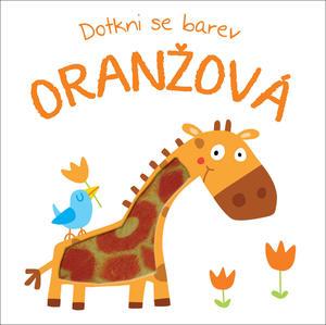 Obrázok Dotkni se barev Oranžová