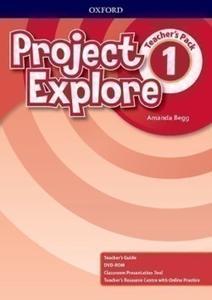 Obrázok Project Explore 1 Teacher's Pack