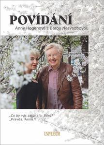 Obrázok Povídání Anny Hogenové s Bárou Nesvadbovou
