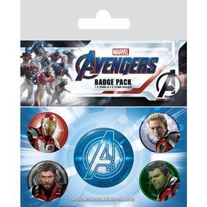 Obrázok Set odznaků Avengers