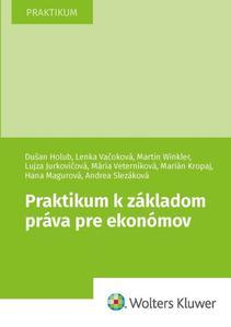 Obrázok Praktikum k základom práva pre ekonómov