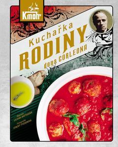 Obrázok Kuchařka rodiny dona Corleona