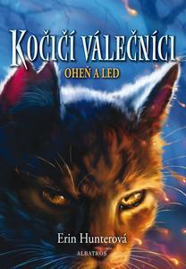 Obrázok Kočičí válečníci Oheň a led (2)