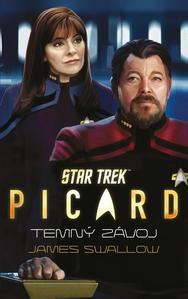 Obrázok Star Trek Picard Temný závoj