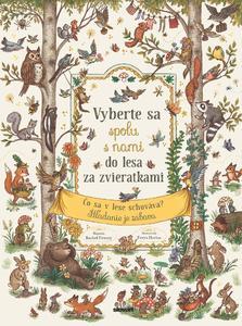 Obrázok Vyberte sa spolu s nami do lesa za zvieratkami