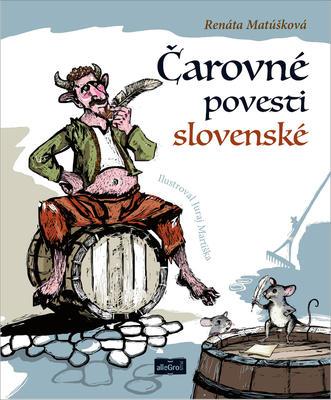 Obrázok Čarovné povesti slovenské