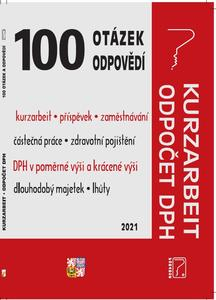 Obrázok 100 otázek a odpovědí Kurzarbeit, Odpočet DPH