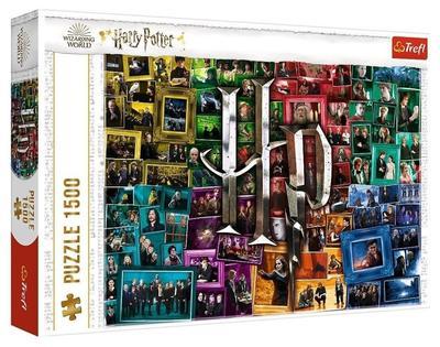 Obrázok Harry Potter: Svět Harryho Pottera 1500 dílků