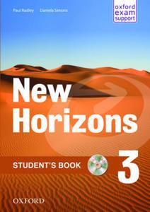 Obrázok New Horizons 3 Student's Book