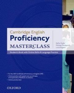 Obrázok Proficiency Masterclass Third Edition Student´s Book with Online Skills