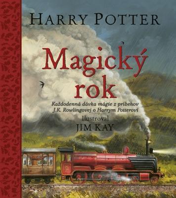 Obrázok Harry Potter Magický rok