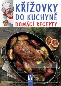 Obrázok Křížovky do kuchyně domácí recepty