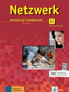 Obrázok Netzwerk A1 Kursbuch + 2CD + DVD