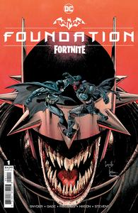 Obrázok Batman/Fortnite Foundation