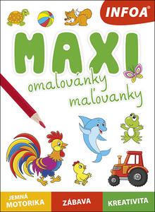Obrázok Maxi omalovánky/maľovanky