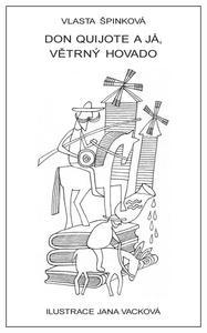 Obrázok Don Quijote a já, větrný hovado