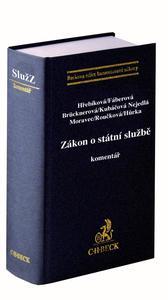 Obrázok Zákon o státní službě Komentář