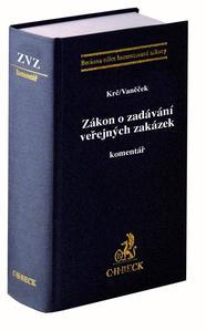 Obrázok Zákon o zadávání veřejných zakázek
