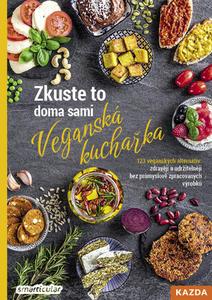 Obrázok Zkuste to doma sami Veganská kuchařka